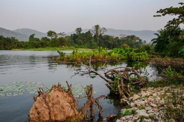 Aan het Voltameer