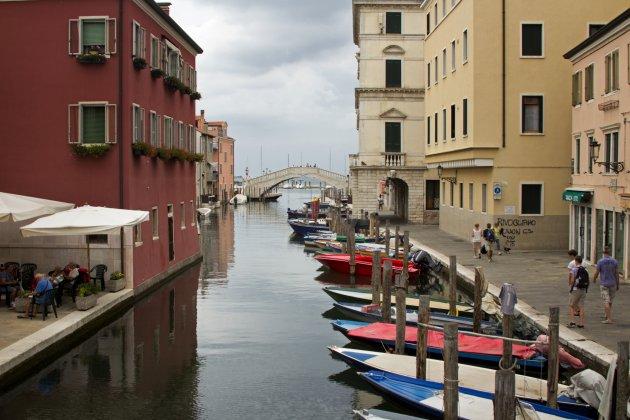 Chioggia ; klein Venetië