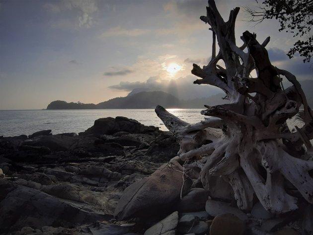 Avontuurlijk strand