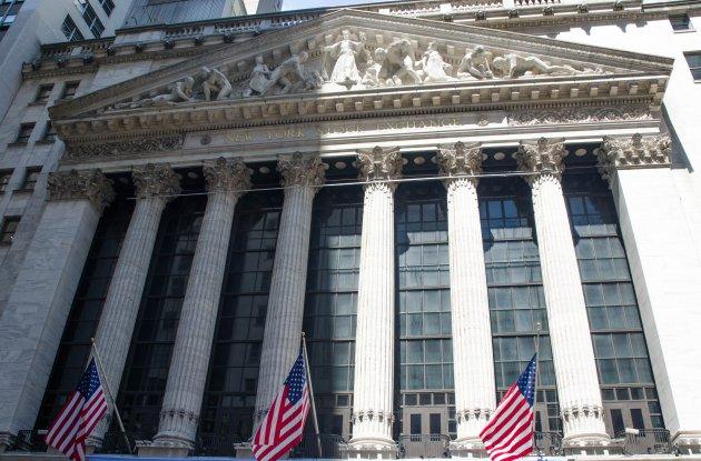 Wall Street in rep en roer