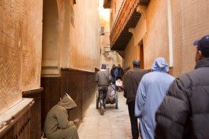 Bedelen in Fez
