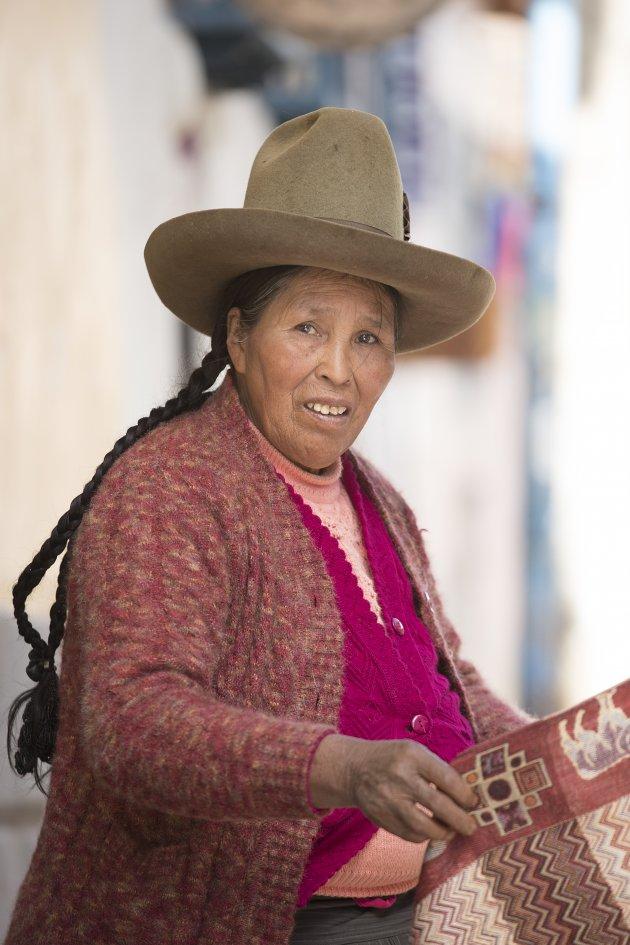 Cusco Peru Portret