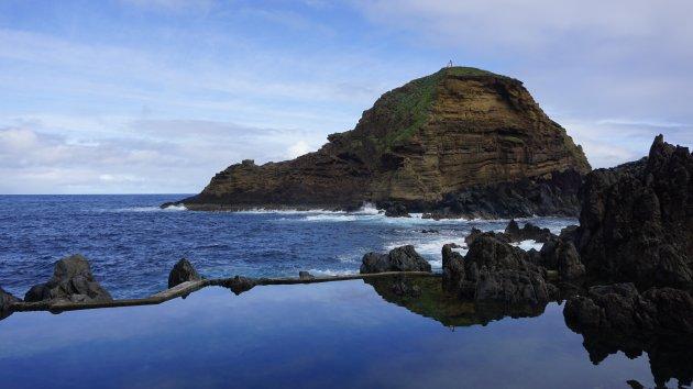 natuurlijke zwembaden van Madeira