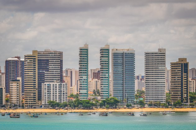 Skyline Fortaleza
