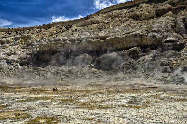 Nisyros vulkaankrater