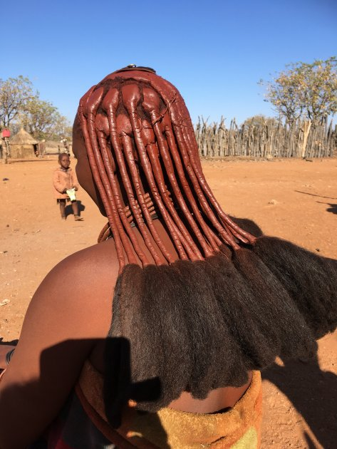 Himba kapsel