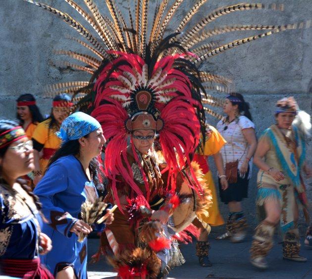 Traditionele dansen