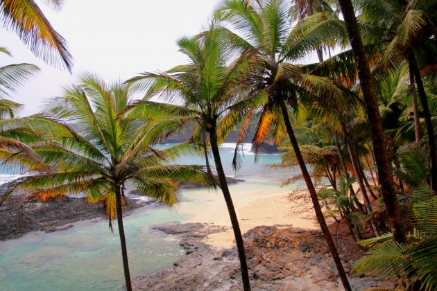 verborgen strandjes