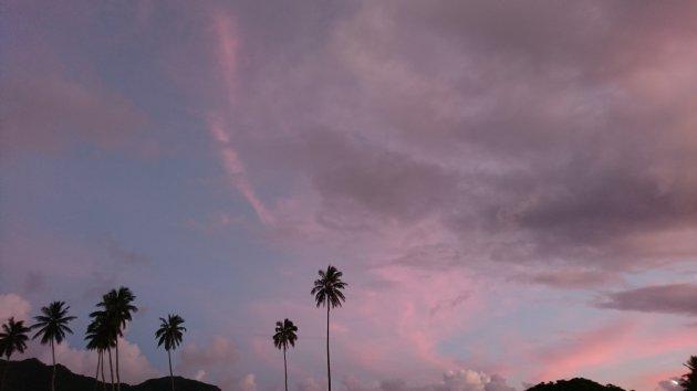 De kleuren van het paradijs