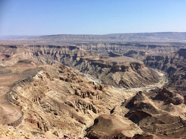 Concurrent van de Grand Canyon