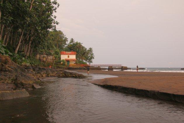 Cacaocoast of Sao Tomé