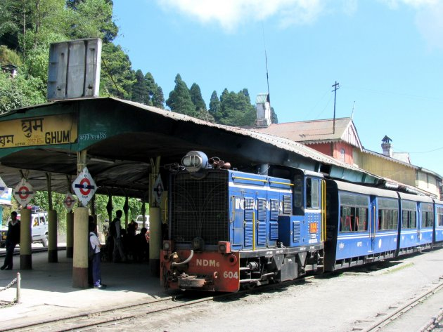 hoogste station Toy Train