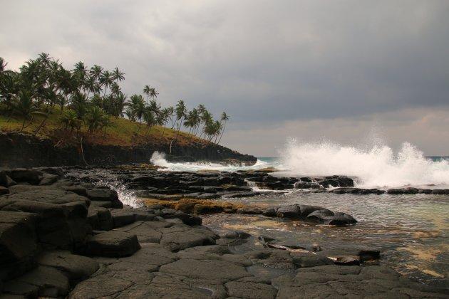 Água Izé, Boca do Inferno