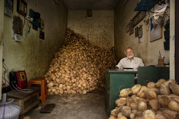 India kleinschalige ondernemers