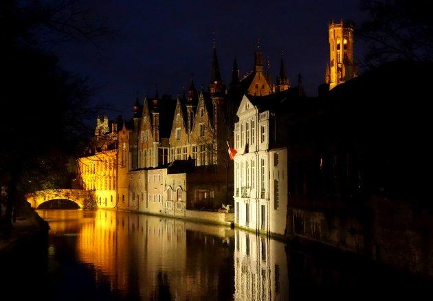 Brugge 's nachts