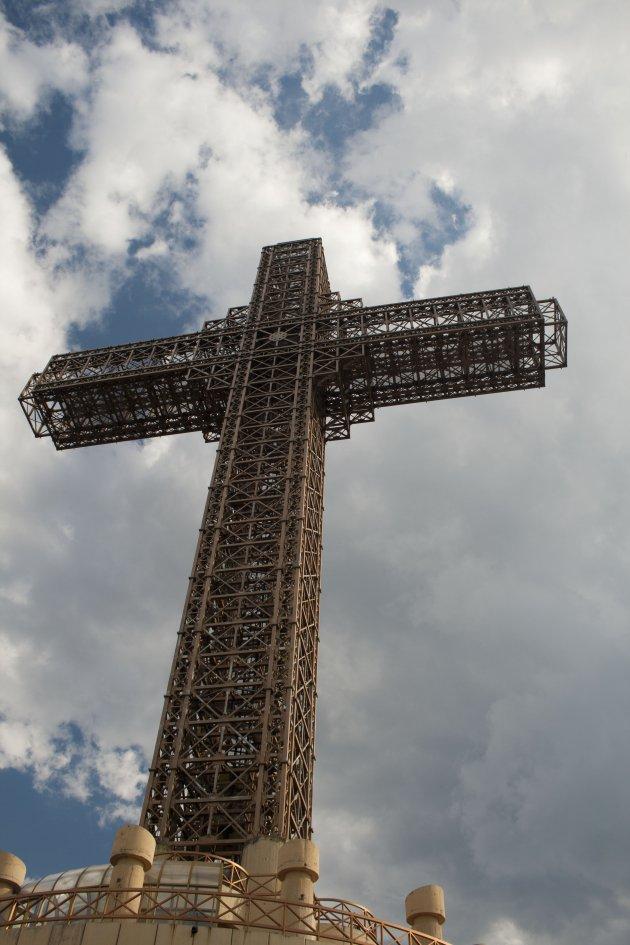 Millenium cross Skopje