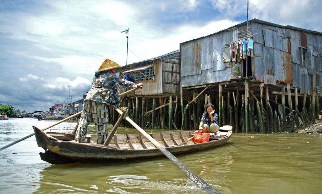 Vaar eens wat verder de Mekong op