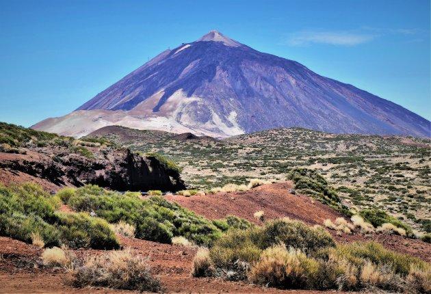 Vulkaan  deTeide