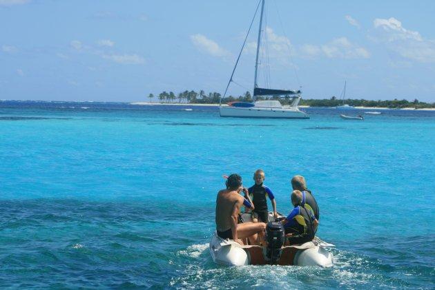 Snorkelen op de Tobago Keys