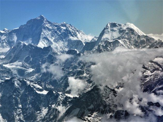 Majestueuze Mount Everest