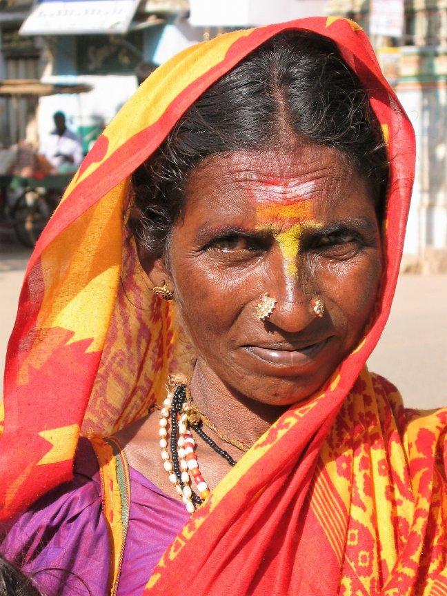 Kleurrijk Madurai