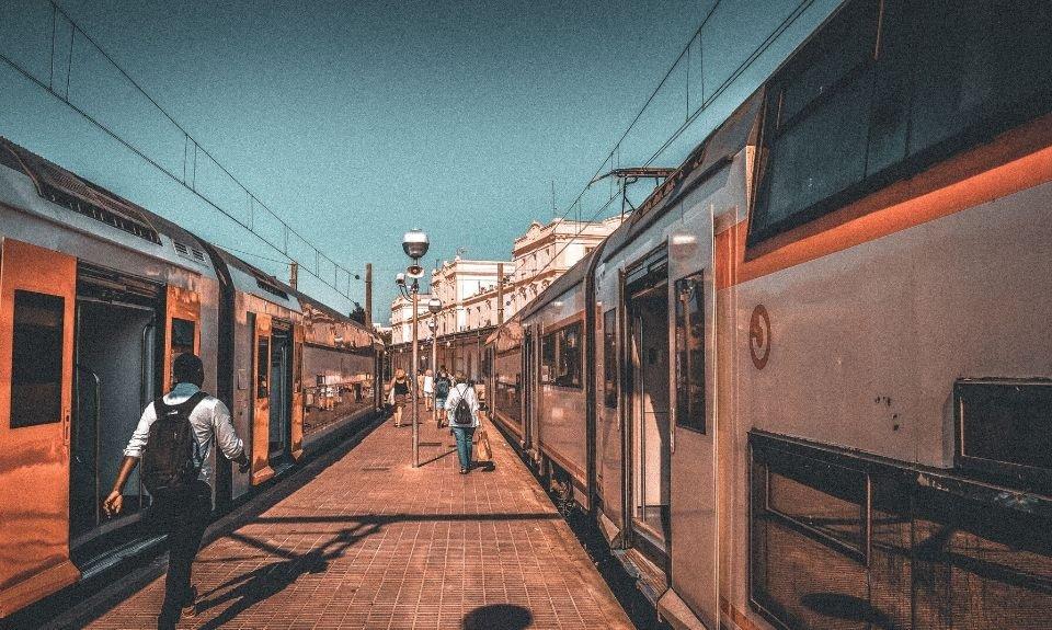Trein Spanje