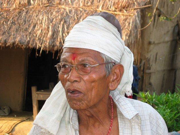 Tharu in Chitwan