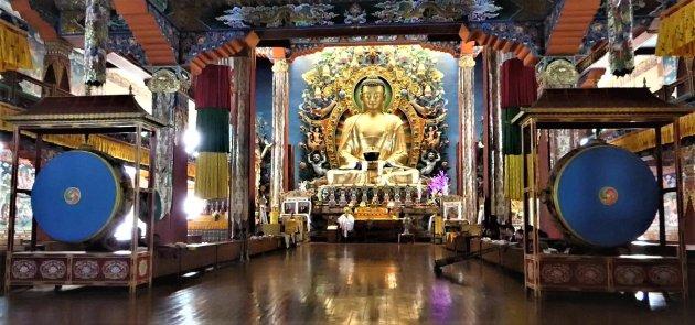 Boeddhistisch klooster van Neydo Tashi Chöling