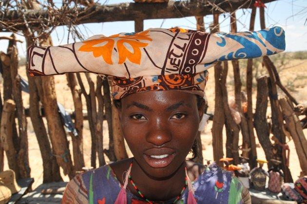 Namibische traditie...