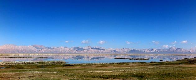 'Heavenly Lake'