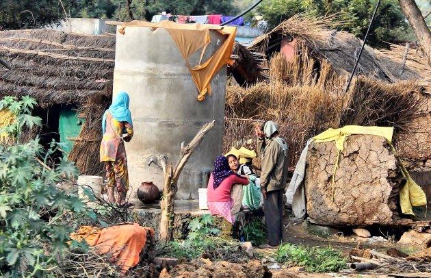 dagelijks leven op het platteland