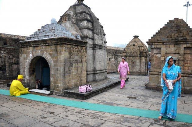 Nanda tempel.