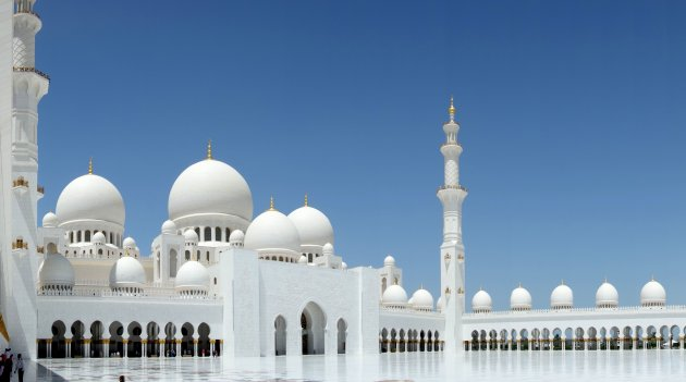Sheik Zayed moskee