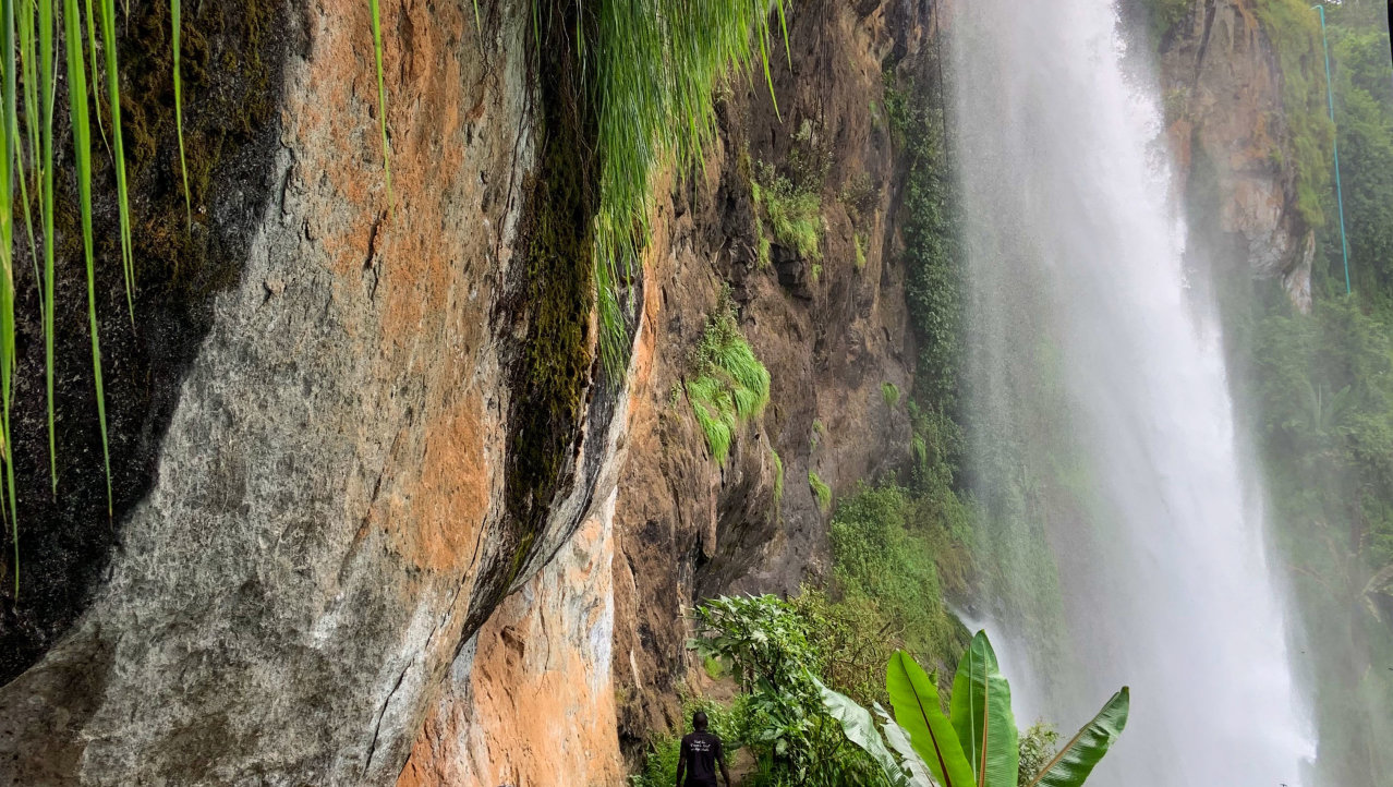 Waterval - Sipi
