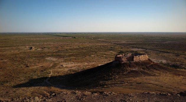 Woestijn-fort
