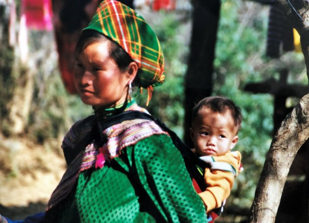 Flower Hmong Bac ha
