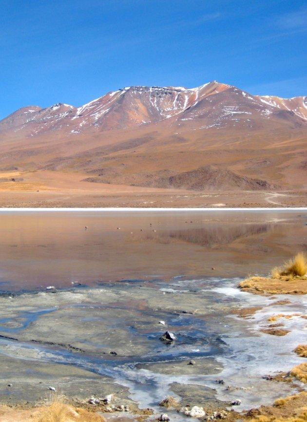 zoute meren