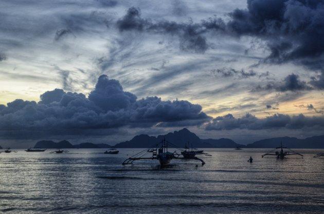 Dit was genieten op Palawan