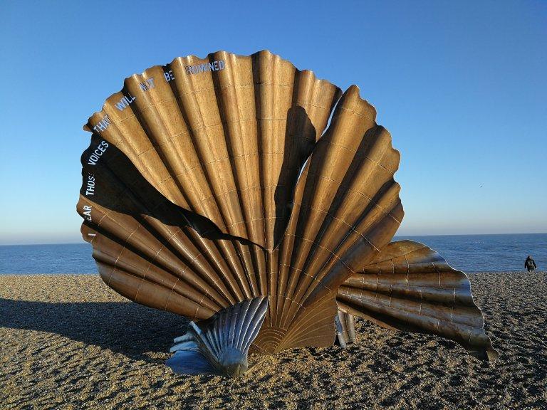 Hoofdfoto bij reisverhaal 'Eindejaarstrip met het gezin naar Suffolk'