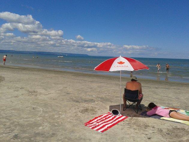 Strandvakantie in Canada