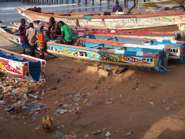 Frivole vissersboten
