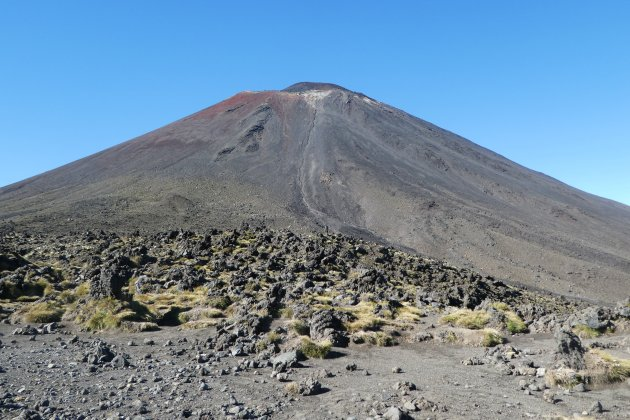 Mount Ngauruhoe aka Mount Doom