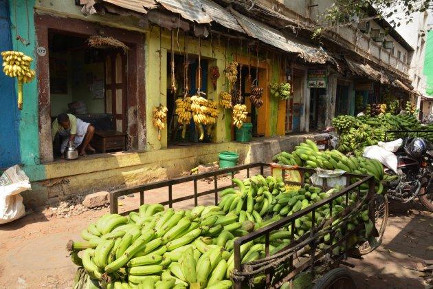 Bananenmarkt