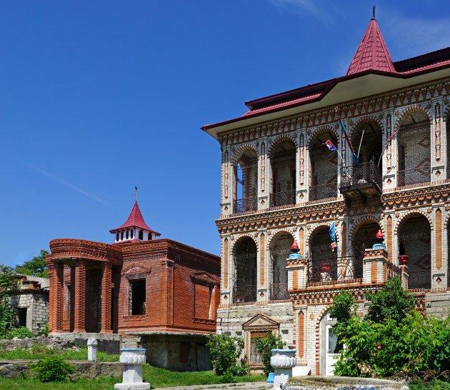 Alles voor een paleis in Soroca