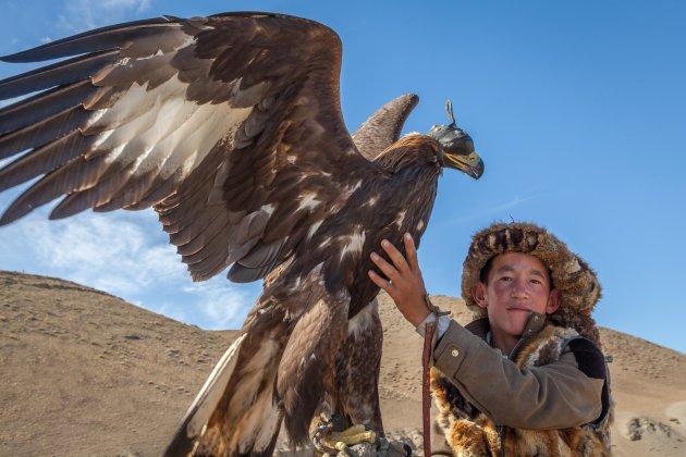 'Eagle Hunter'