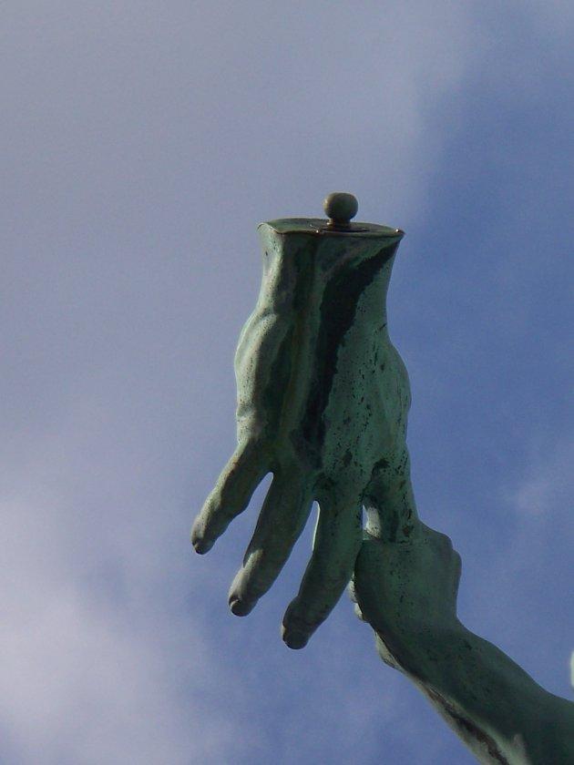 Hand werpen