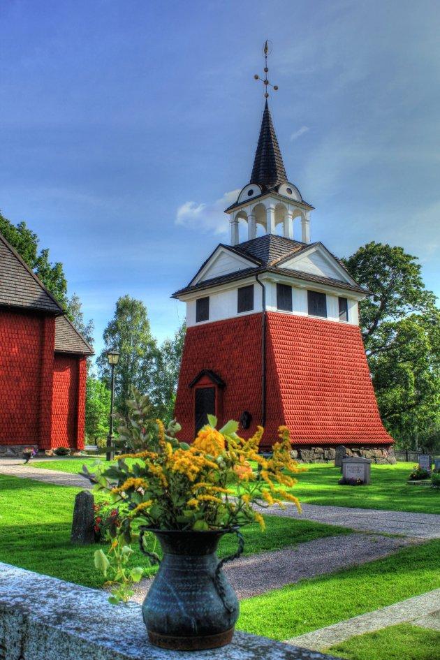 Kerktoren Sundborn