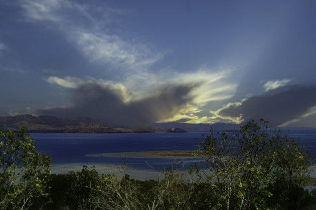 Komodo en Rinca reservaat