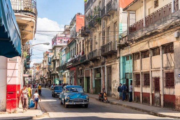 Veranderingen in Havana
