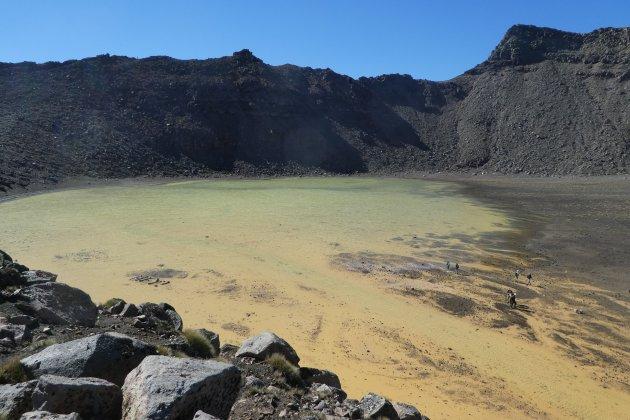 Checklist voor je de Tongariro Alpine Crossing aanvangt